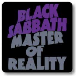 "Black Sabbath ""Master of Reality"" (1971)"