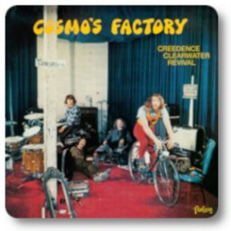 """Creedence Clearwater Revival """"Cosmo's Factory"""" (1970)"""