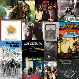 Resaltando la música de los 70s