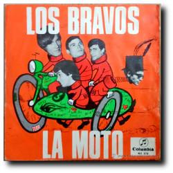 La moto 1966