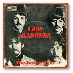 Lady Madonna 1968
