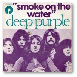 Smoke on the water (Deep Purple) 1972
