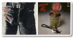 """Rolling Stones """"Sticky Fingers"""" (1971)"""