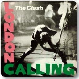 "The Clash ""London Calling"" (1979)"