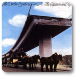 """The Doobie Brothers """"The Captain and Me"""" (1973)"""
