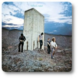 """The Who """"Who's next """"  1971"""