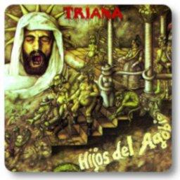 """Triana """"Hijos del agobio"""" (1977)"""